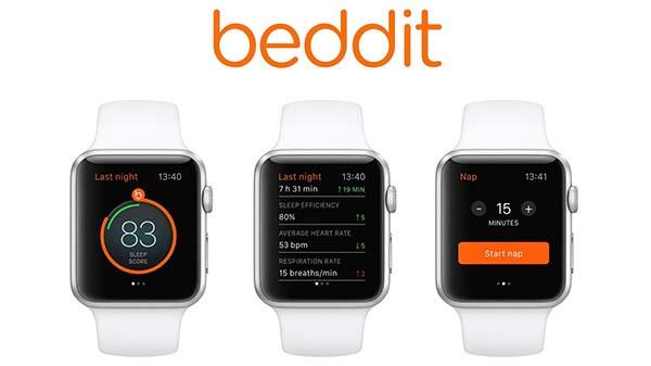 Apple met la maint sur Beddit, spécialisée dans la surveillance du sommeil
