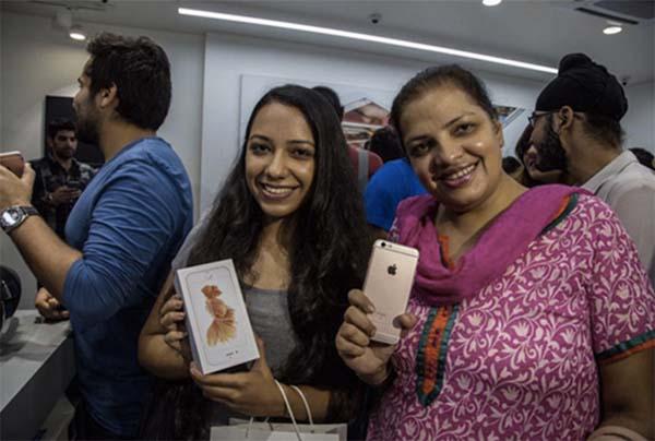 Kantar explique pourquoi Apple se concentre sur l'Inde