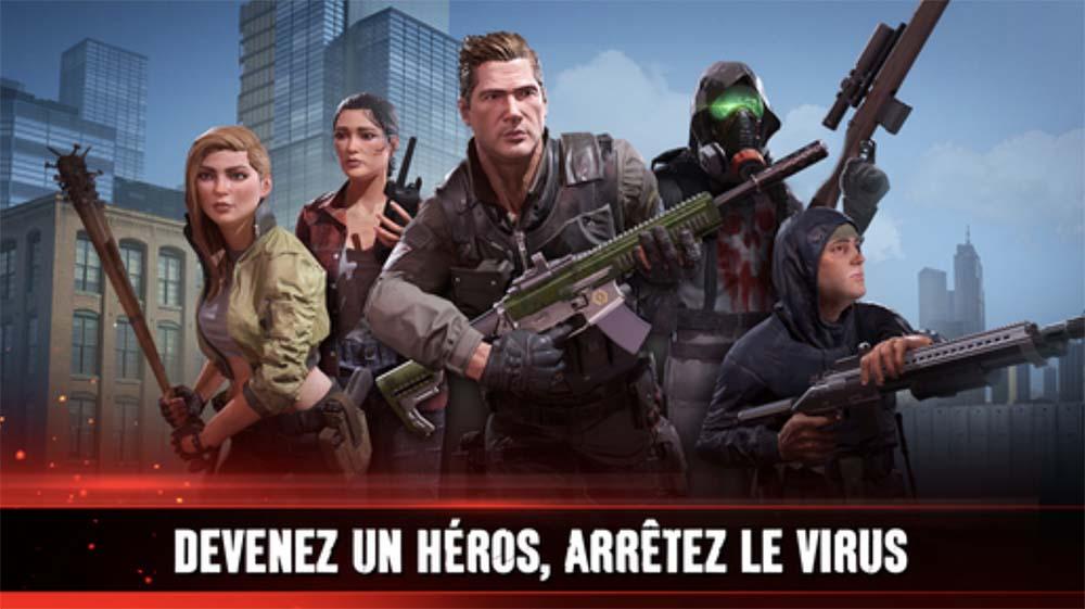 Kill Shot Virus : 40 nouvelles missions, de nouvelles armes destructrices et plus encore