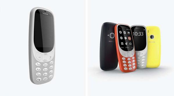 L'icône est de retour ! Le Nokia 3310 est maintenant disponible à la vente !