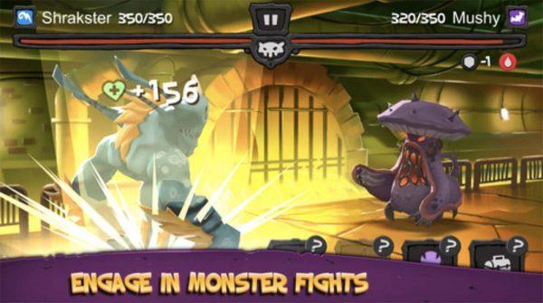 Monster Buster: World Invasion, jeu en réalité augmentée, disponible sur l'App Store
