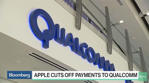Qualcomm demande à l'ITC d'interdire les importations d'iPhone aux États-Unis