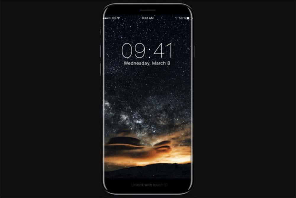 Samsung se chargerait de la production des écrans OLED l'iPhone en 2018