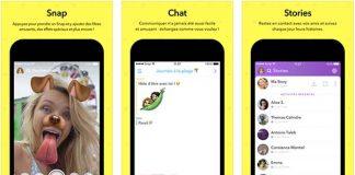 Snapchat ajoute de nouvelles fonctionnalités dans sa dernière version