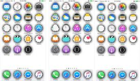 SpringToolz change la forme des icônes de vos applications [Jailbreak iOS 10]