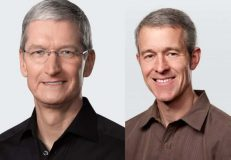 Tim Cook et Jeff Williams parmi les 20 personnes « tech » les plus influentes