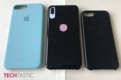 Une coque iPhone 8 avec un Touch ID au dos ! [Photo]