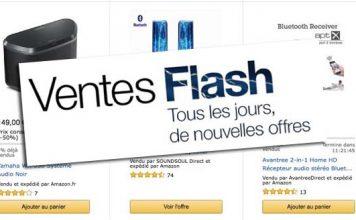 Ventes Flash Amazon