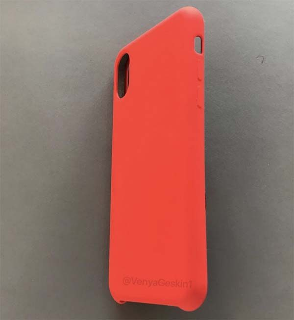 coque orange iphone 8