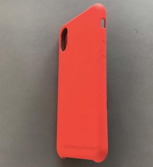 iphone 8 coque orange