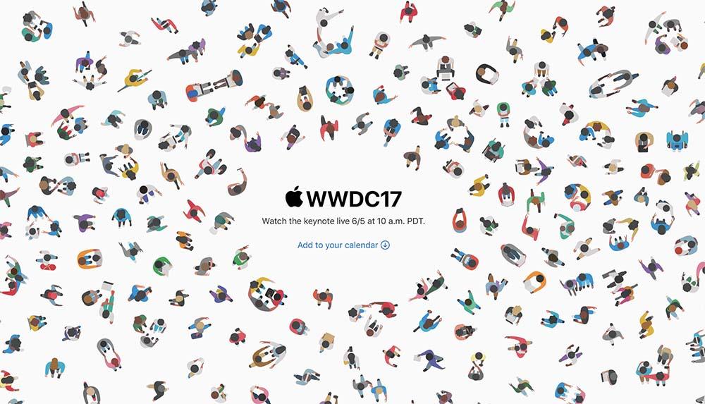 WWDC 2017, la keynote retransmise en direct le 5 juin
