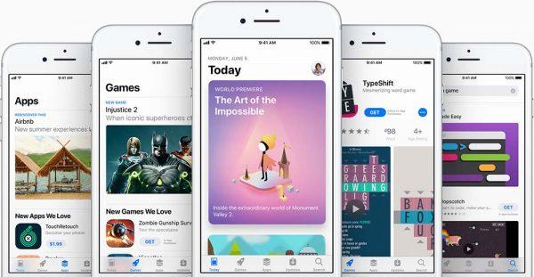 Apple demande aux développeurs de mettre à jour leur page App Store pour iOS 11