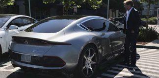 Apple et Fisker, vers un accord en vue d'intégrer le système de conduite autonome ?