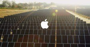 Apple investit 1 milliard de dollars dans les énergies renouvelables