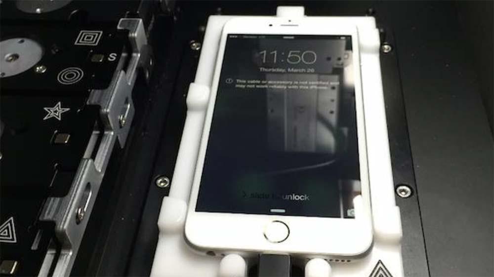 Apple lance la réparation « officielle » de l'iPhone dans certains centres agréés