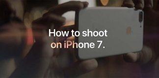 Apple publie 3 nouvelles vidéos pour sa série « How to shoot on iPhone 7 »