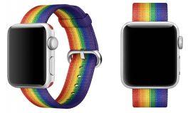 Apple Watch : une partie des ventes du bracelet Pride Edition pour la cause LGBTQ