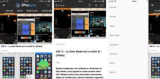 Notre application iOS APhonote passe en version 4.9 ! (compatible iPhone/iPad)