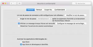 Astuce OS X 10.12 - Autoriser l'installation de logiciels venant de tout horizon