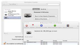 Astuce OS X - Imprimer plusieurs documents simultanément