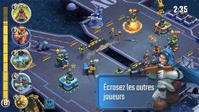 Blitz Brigade: Rival Tactics : de nouvelles émoticônes, ressources et effets visuels
