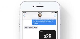 Combien coûtent les paiements peer-to-peer Apple Pay via iMessage ?
