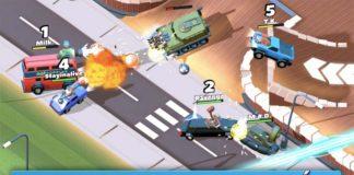 Crash of Cars revient avec une nouvelle carte multijoueur et 11 voitures supplémentaires