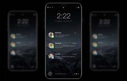 De nouveaux détails sur l'écran de l'iPhone 8 !