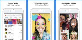 Facebook : du nouveau pour Messenger et 2 milliards d'utilisateurs mensuels