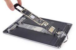 iFixit s'est chargé du démontage de l'iPad Pro 10,5 pouces...encore une mauvaise note !