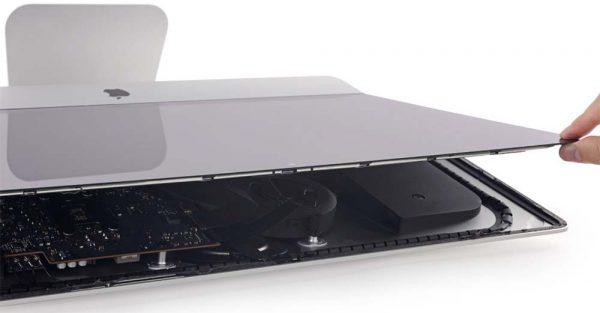 """iMac 21.5"""" 4K 2017 : la mémoire RAM et CPU sont amovibles !"""