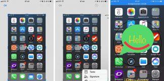 iOS 11 - les screenshots évoluent avec de nouvelles options d'édition [Vidéo]