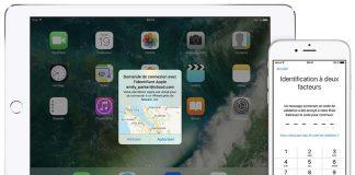 Sous iOS 11 et macOS High Sierra, l'authentification à deux facteurs devient obligatoire
