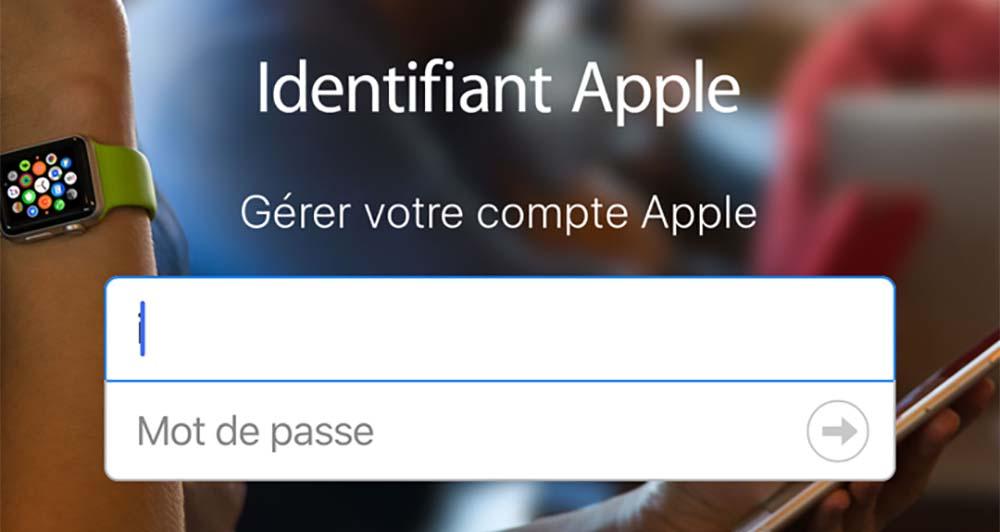 iOS 11 - Safari affiche maintenant d'une nouvelle manière les mots de passe pré-remplis
