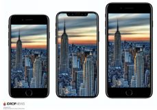 iPhone 8 - la production de masse aurait déjà commencé !