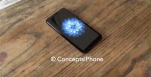 iPhone 8 : nouveau concept en réalité augmentée créé avec l'ARKit [Vidéo]
