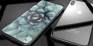 iPhone 8 : pas de connexion de données à 1 Gbit/s !