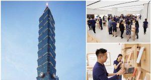L'Apple Store de Taipei ouvrira ses portes le 1 juillet [Photos]