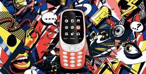 Nokia 3310 : le phénomène est de retour en exclusivité chez SFR !