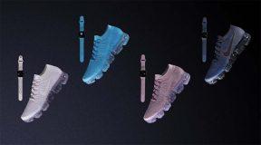 Les nouveaux bracelets Nike pour Apple Watch sont disponibles à la vente
