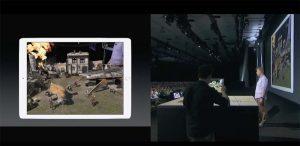 Prise en main de l'iPad Pro 10,5 pouces sous iOS 11 et une démo d'ARKit [Vidéos]
