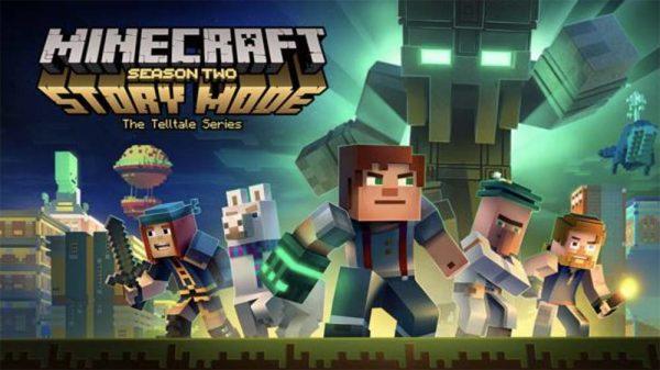 La saison 2 de Minecraft : Story Mode prévue pour le 11 juillet prochain