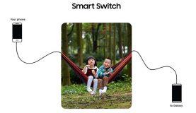 Samsung rafraichit son site Smart Switch pour attirer les utilisateurs d'iPhone