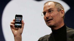 Steve Jobs voulait un bouton « retour » sur l'iPhone !