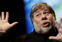 Steve Wozniak tourne le dos à Apple!