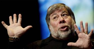 Steve Wozniak tourne le dos à Apple !