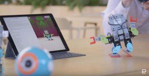 Swift Playgrounds, une nouvelle version dans les cartons avec support des Robots et Drones
