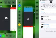 SwitcherControls fait fusionner le Centre de contrôle et le multitâche sous iOS 10