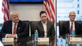 Tim Cook s'apprête à rencontrer à nouveau Donald Trump