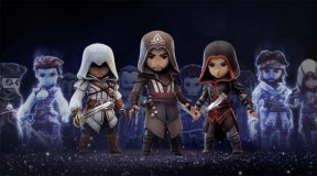 Ubisoft présente « Assassin's Creed Rebellion » pour iOS